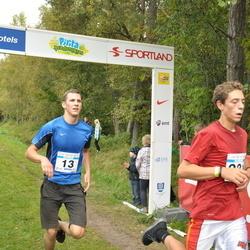 Pirita Sügisjooks - Jaanus Jallai (13), Karl Kasesalu (221)