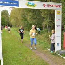 Pirita Sügisjooks - Triin Rannaste (313), Angelika Uudsemaa (389)