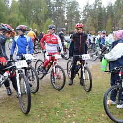 Haanja100 - Andero Joorits (177), Maksim Tamleht (211), Teet Härm (233), Gert Kastemäe (387)