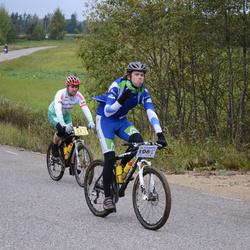 Haanja100 - Aare Huik (11), Rivo Varep (106)