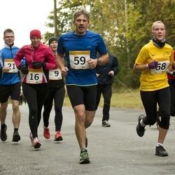 I Iisaku Rahvajooks - Merit Rajas (9), Liisi Arm (16), Ott Läänemets (21), Marju Pruul (27), Annika Altoja (58), Jaanus Altoja (59)