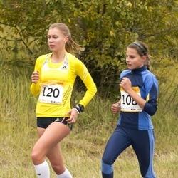 I Iisaku Rahvajooks - Aveli Uustalu (108), Birgit Pihelgas (120)