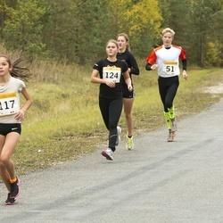 I Iisaku Rahvajooks - Rico Jaanipere (51), Saina Mamedova (117), Anna Mikhaylova (124)