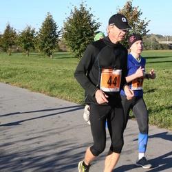 2. Tartu Linnamaraton / Sügisjooks - Jüri Lember (44), Annika Vaher (57)