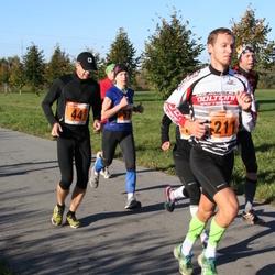 2. Tartu Linnamaraton / Sügisjooks - Jüri Lember (44), Annika Vaher (57), Risto Ülem (211)