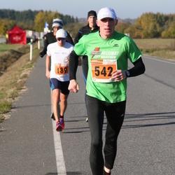 2. Tartu Linnamaraton / Sügisjooks - Andre Abner (189), Janno Hollo (542)