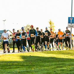 2. Tartu Linnamaraton / Sügisjooks - Mart Koppel (48), Aarne Seeba (144), Indrek Kaseorg (147), Kristjan Tammsaar (165), Andre Abner (189)