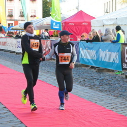 2. Tartu Linnamaraton / Sügisjooks - Aarne Seeba (144), Priit Kasemets (453)