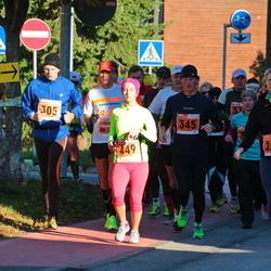 2. Tartu Linnamaraton / Sügisjooks - Marti Soosaar (264), Heiki Pilm (305), Silver Hannus (345), Anna-Kati Pahker (449)