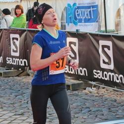 2. Tartu Linnamaraton / Sügisjooks - Annika Vaher (57)
