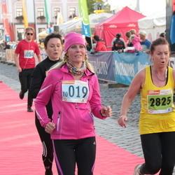 2. Tartu Linnamaraton / Sügisjooks - Katrin Veber (2825), Valve Liivak (10019)