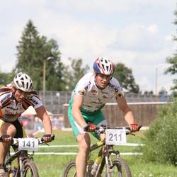 8. Otepää Rattamaraton (EEC) - Andre Pukk (141), Janis Piiritalo (211)