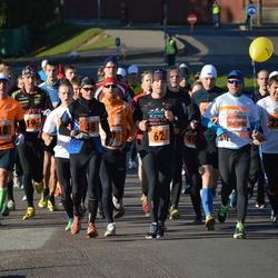 2. Tartu Linnamaraton / Sügisjooks - Aigar Raja (18), Mart Koppel (48), Ander Raud (62), Risto Mitt (225), Priit Kasemets (453)