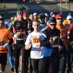 2. Tartu Linnamaraton / Sügisjooks - Aigar Raja (18), Priit Talu (19), Mart Koppel (48), Ander Raud (62)