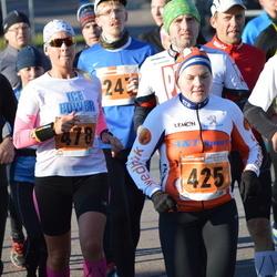 2. Tartu Linnamaraton / Sügisjooks - Jaanika Kurgjärv (425), Liisa Kull (478)
