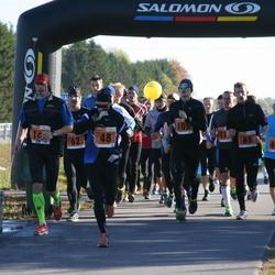 2. Tartu Linnamaraton / Sügisjooks - Mart Koppel (48), Indrek Roos (61), Ander Raud (62), Martin Parmas (105), Argo Ristisaar (496)