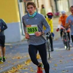 2. Tartu Linnamaraton / Sügisjooks - Aarne Nirk (2035)