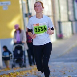2. Tartu Linnamaraton / Sügisjooks - Ance Andrejeva-Empele (2336)