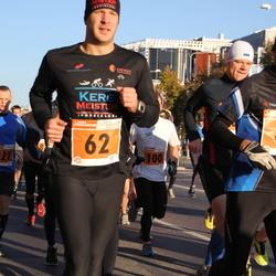 2. Tartu Linnamaraton / Sügisjooks - Mart Koppel (48), Ander Raud (62)