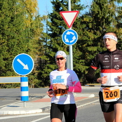 2. Tartu Linnamaraton / Sügisjooks - Raiko Maremäe (260), Liisa Kull (478)