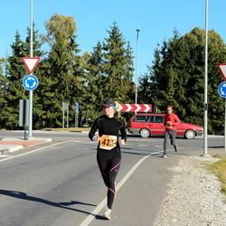 2. Tartu Linnamaraton / Sügisjooks - Brit Rammul (423)