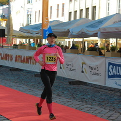 2. Tartu Linnamaraton / Sügisjooks - Agne Väljaots (1236)