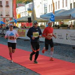 2. Tartu Linnamaraton / Sügisjooks - Indro Dsilna (256), Liisa Kull (478), Villem Vannas (1240)