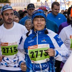 2. Tartu Linnamaraton / Sügisjooks - Anne Ots (2280), Adam Illingworth (2715), Tiina Zirnask (2773)