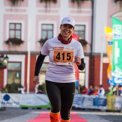 2. Tartu Linnamaraton / Sügisjooks - Annemari Muru (415)