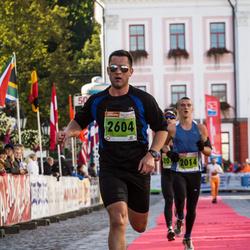 2. Tartu Linnamaraton / Sügisjooks - Karl-Gustav Nagel (2014), Aare Kutsar (2604)