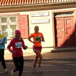 2. Tartu Linnamaraton / Sügisjooks - Aveli Vellerind (2654), Valve Liivak (10019), Hendrik Osula (10027)