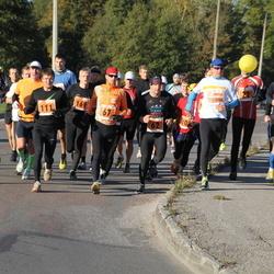 2. Tartu Linnamaraton / Sügisjooks - Priit Talu (19), Ander Raud (62), Joona Saluveer (67), Peeter Oranen (111)