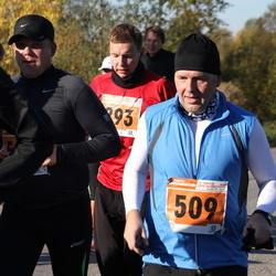 2. Tartu Linnamaraton / Sügisjooks - Ago Viner (509)