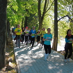 2. Tartu Linnamaraton / Sügisjooks - German Milyakin (2487), Aare Tinn (2627)