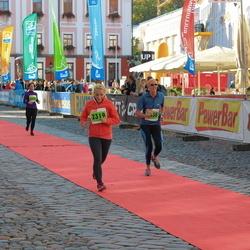 2. Tartu Linnamaraton / Sügisjooks - Annika Labent (2319)