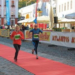 2. Tartu Linnamaraton / Sügisjooks - Annika Labent (2319), Sirle Aosaar (2630)