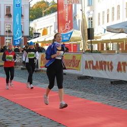 2. Tartu Linnamaraton / Sügisjooks - Ade Roos-Oja (2502), Katrin Sõlg (2559)