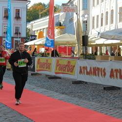 2. Tartu Linnamaraton / Sügisjooks - Martin Meisalu (2412), Andre Pärna (2810)