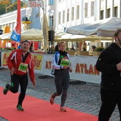 2. Tartu Linnamaraton / Sügisjooks - Remo Mäoma (2735), Andre Pärna (2810)