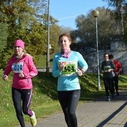2. Tartu Linnamaraton / Sügisjooks - Kertu Hernits (2304), Valve Liivak (10019)