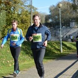 2. Tartu Linnamaraton / Sügisjooks - Arko Kurg (2253), Raul Omel (2901)