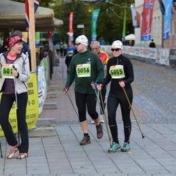 2. Tartu Linnamaraton / Sügisjooks - Berit Kroon (5055), Hanno Kroon (5056)