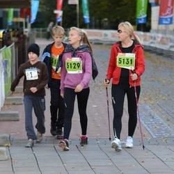 2. Tartu Linnamaraton / Sügisjooks - Adeele Soorm (5129), Kätly Soorm (5131)