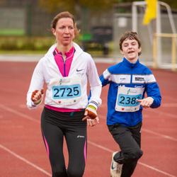 32. Paide - Türi Rahvajooks - Arne Reinberg (2383), Kristiina Vaks (2725)