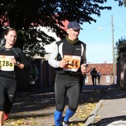 2. Tartu Linnamaraton / Sügisjooks - Aarne Seeba (144)