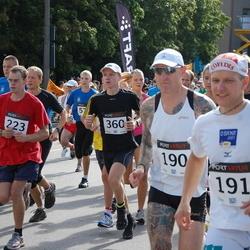 Jüri Jaansoni Kahe Silla Jooks - Leho Rennit (190), Meelis Aasla (191), Arno Bester (223), Andri Kask (360)