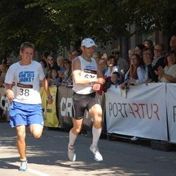 Jüri Jaansoni Kahe Silla Jooks - Tamor Bakhoff (38), Alar Savastver (636)