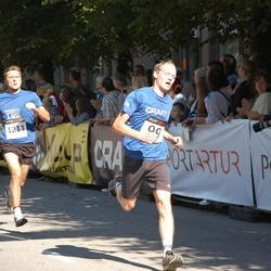 Jüri Jaansoni Kahe Silla Jooks - Ahto Tatter (18), Ahti Männik (99), Artur Tinkus (1211)
