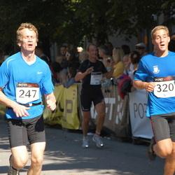 Jüri Jaansoni Kahe Silla Jooks - Jüri Jaanson (11), Margus Seppius (247), Daniel Liik (320), Aron Tanel Niin (1036)