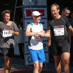Jüri Jaansoni Kahe Silla Jooks - Pavel Loskutov (1), Jüri Jaanson (11), Aron Tanel Niin (1036)